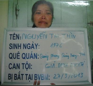 """Lật tẩy bác sỹ """"rởm"""" tại BV Bạch Mai, chiếm đoạt hàng chục triệu đồng ảnh 4"""