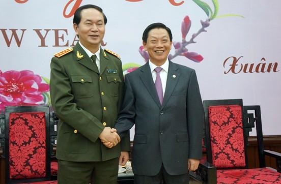 Đảm bảo an ninh, an toàn tuyệt đối để nhân dân Thủ đô vui Xuân, đón Tết