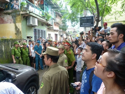 Chuẩn bị sẵn hung khí gây án: Trần Thanh Bình là đối tượng nguy hiểm ảnh 5
