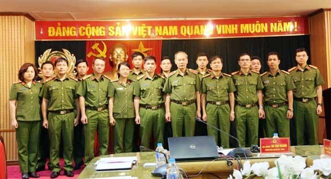 ASEANAPOL hội nghị trực tuyến về phòng, chống ma túy trong thời kỳ dịch Covid-19 ảnh 1
