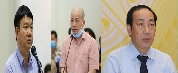 Đề nghị truy tố 2 cựu lãnh đạo Bộ Giao thông vận tải ảnh 1