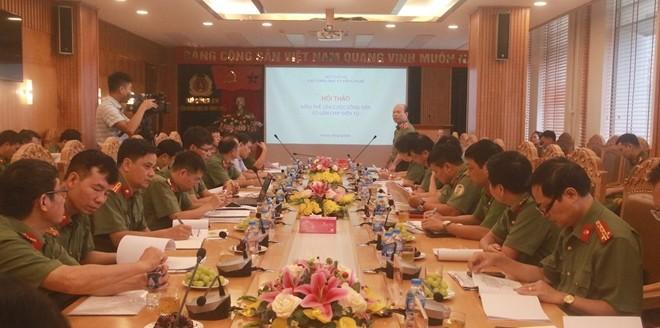 Thẻ Căn cước công dân Việt Nam thể hiện chủ quyền quốc gia ảnh 1