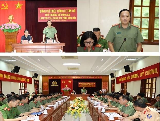 Quyết tâm bảo đảm tuyệt đối an toàn Đại hội Đảng bộ tỉnh Yên Bái lần thứ XIX ảnh 1