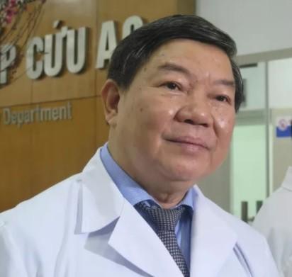 Bắt ông Nguyễn Quốc Anh – nguyên giám đốc Bệnh viện Bạch Mai ảnh 1