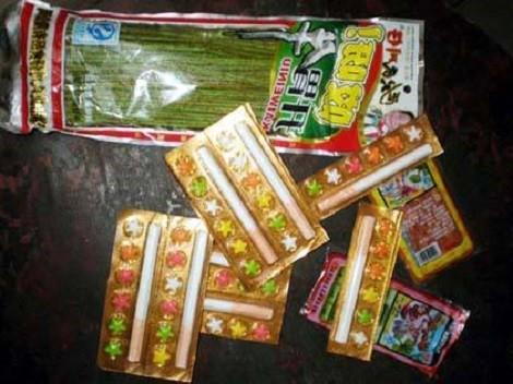 Khuyến cáo, kiểm soát việc mua bán 'kẹo thuốc lá' ảnh 1