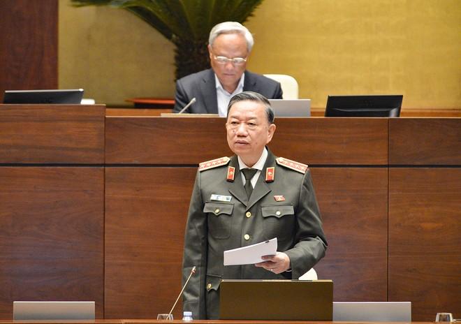 Bộ trưởng Tô Lâm: Bỏ sổ hộ khẩu là niềm mong ước của người dân ảnh 1