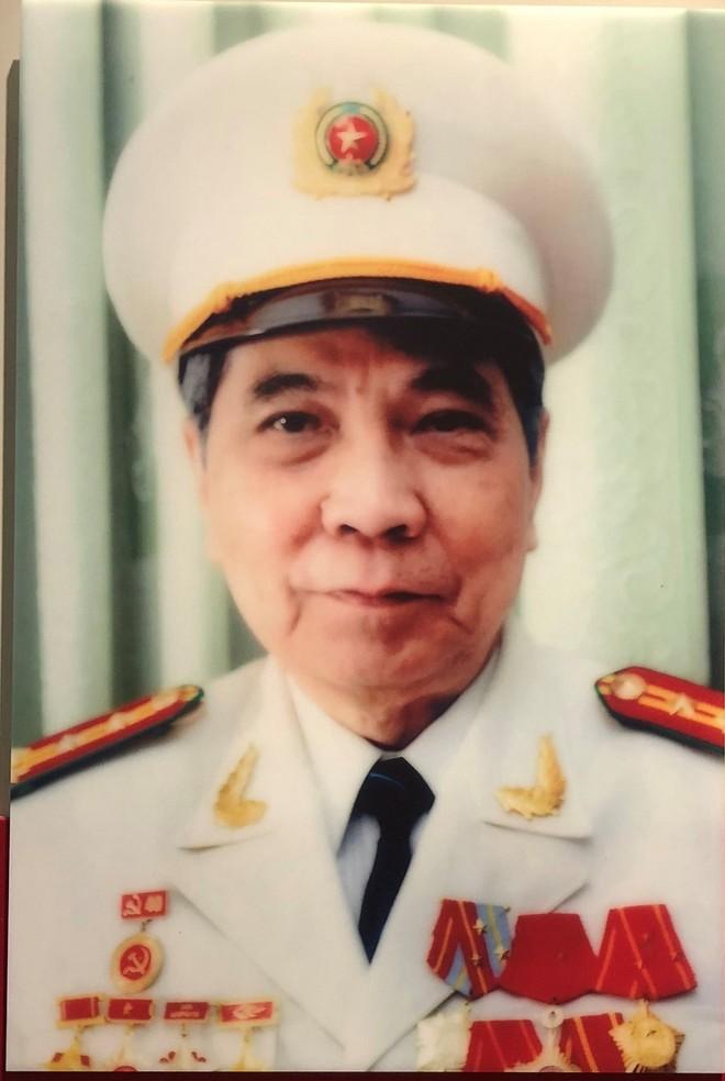 Nhớ mãi Thủ trưởng – Đại tá Nguyễn Đình Thành, nguyên Giám đốc Công an Hà Nội ảnh 1