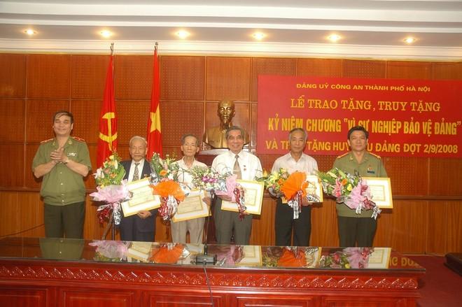 Nhớ mãi Thủ trưởng – Đại tá Nguyễn Đình Thành, nguyên Giám đốc Công an Hà Nội ảnh 5
