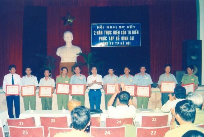 Nhớ mãi Thủ trưởng – Đại tá Nguyễn Đình Thành, nguyên Giám đốc Công an Hà Nội ảnh 4