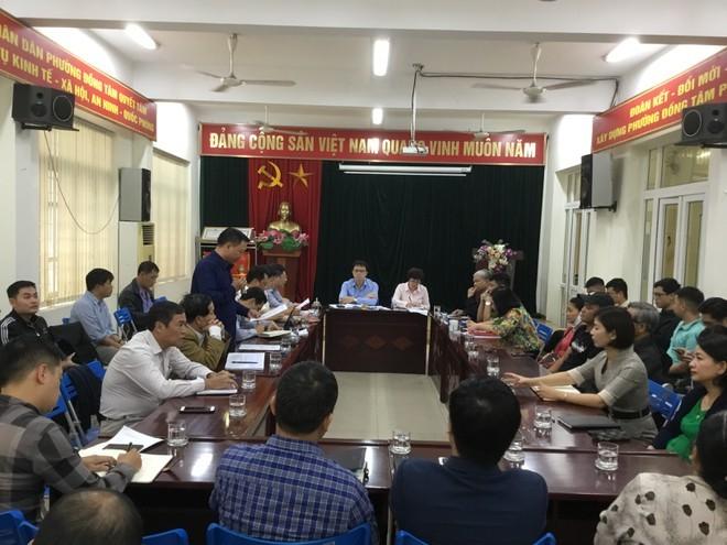 153/155 hộ dân phường Đồng Tâm bàn giao mặt bằng thi công đường vành đai II ảnh 1