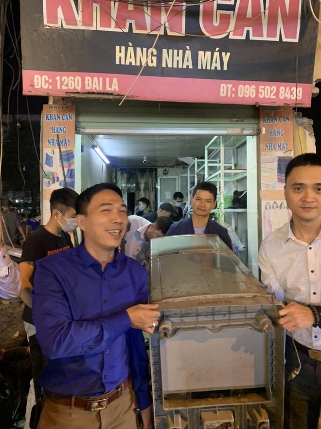 Dự án đường vành đai II tại Hà Nội: Lãnh đạo quận trực tiếp vận động, những hộ dân cuối cùng ở phường Đồng Tâm bàn giao mặt bằng ảnh 1