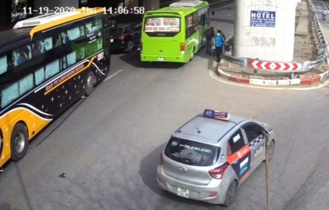 Quận Hoàng Mai (Hà Nội): 'Bến xe' mới tại đầu đường Trần Thủ Độ? ảnh 3