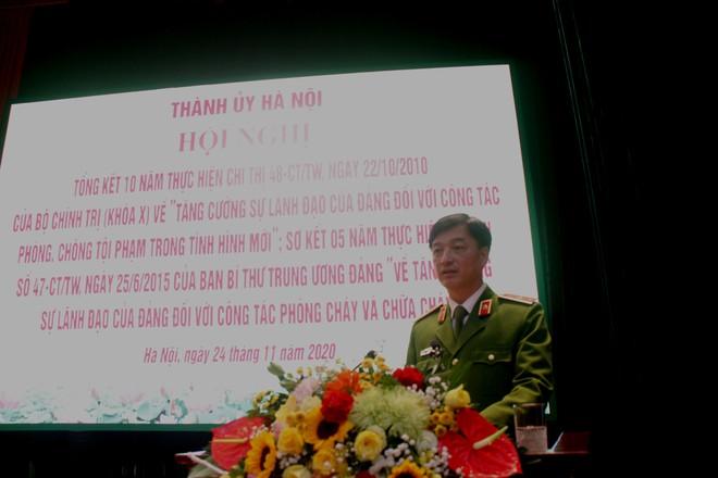 Công tác đấu tranh, phòng chống tội phạm của Hà Nội vượt chỉ tiêu Nghị quyết Quốc hội đề ra ảnh 2