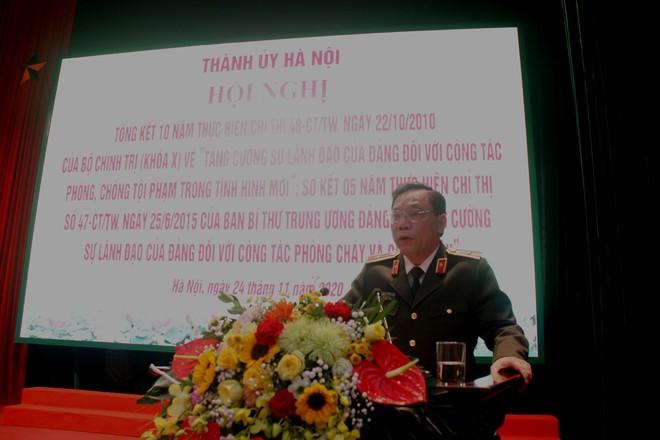 Công tác đấu tranh, phòng chống tội phạm của Hà Nội vượt chỉ tiêu Nghị quyết Quốc hội đề ra ảnh 3