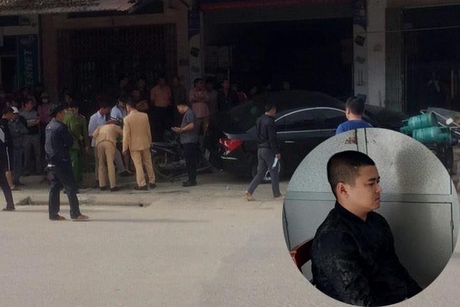 Tạm giam tài xế ô tô đâm tử vong 2 bố con ở Thái Nguyên ảnh 1