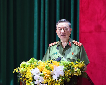 Thủ tướng Nguyễn Xuân Phúc dự Hội nghị Công an toàn quốc lần thứ 76 ảnh 3