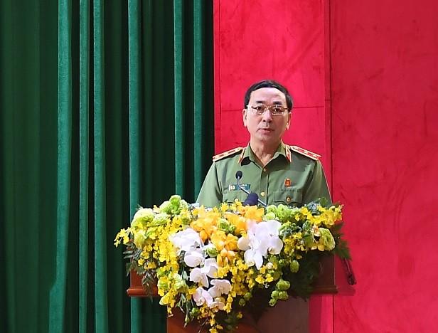 Thủ tướng Nguyễn Xuân Phúc nhấn nút khai trương Cổng dịch vụ công Bộ Công an ảnh 2