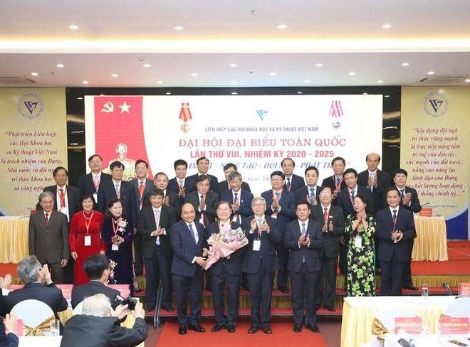 Tiến sĩ Phan Xuân Dũng trở thành Tân Chủ tịch Liên hiệp Hội Việt Nam ảnh 1