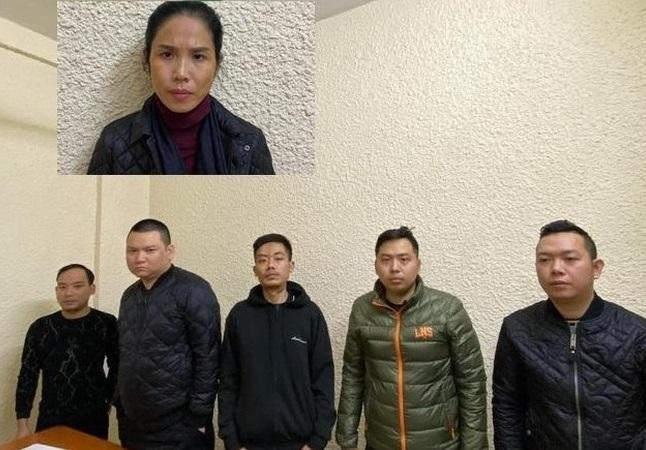 Cảnh sát hình sự Hà Nội phá ổ nhóm cho vay nặng lãi ảnh 1