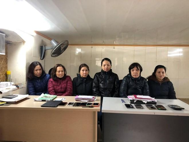 Sáu người đàn bà tổ chức đánh bạc qua mạng xã hội ảnh 1