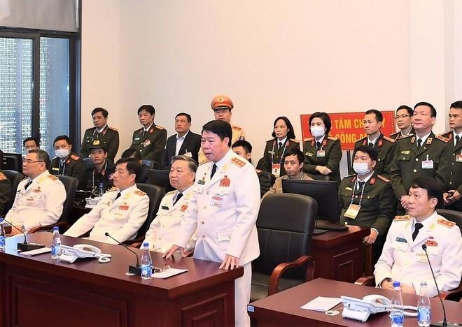 Quyết tâm cao nhất bảo đảm tuyệt đối an ninh, an toàn Đại hội Đảng toàn quốc lần thứ XIII ảnh 2