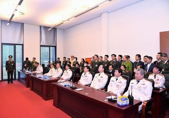 Quyết tâm cao nhất bảo đảm tuyệt đối an ninh, an toàn Đại hội Đảng toàn quốc lần thứ XIII ảnh 1