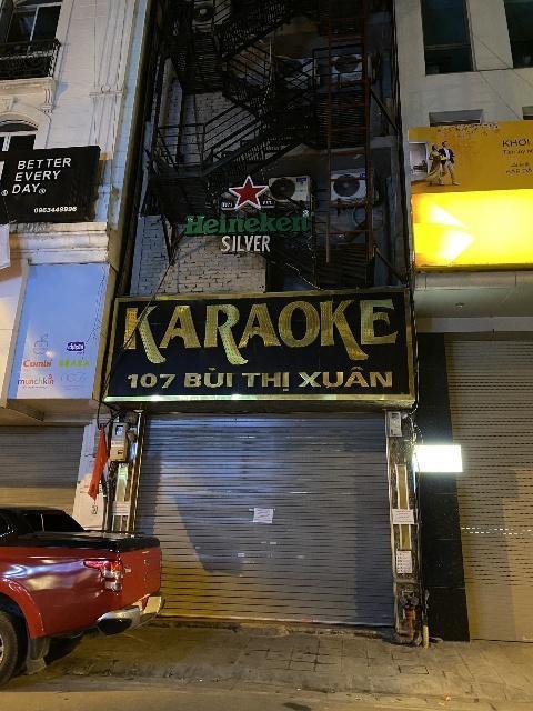 Đêm trắng ngăn ngừa nguy cơ dịch bệnh Covid-19 tại các quán karaoke ảnh 2