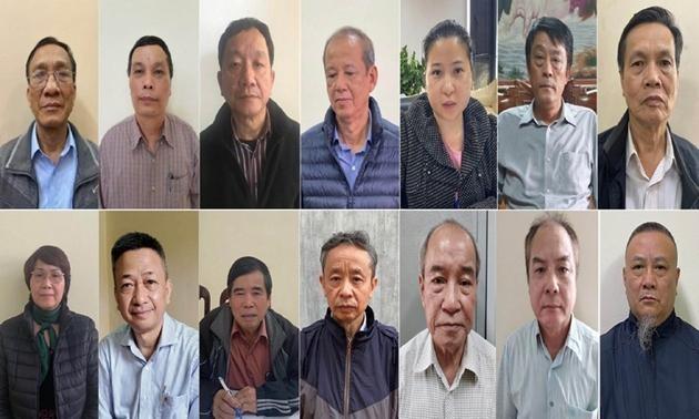 Truy tố 19 bị can gây thiệt hại hơn 830 tỉ đồng trong vụ án xảy ra tại Công ty Gang thép Thái Nguyên ảnh 1