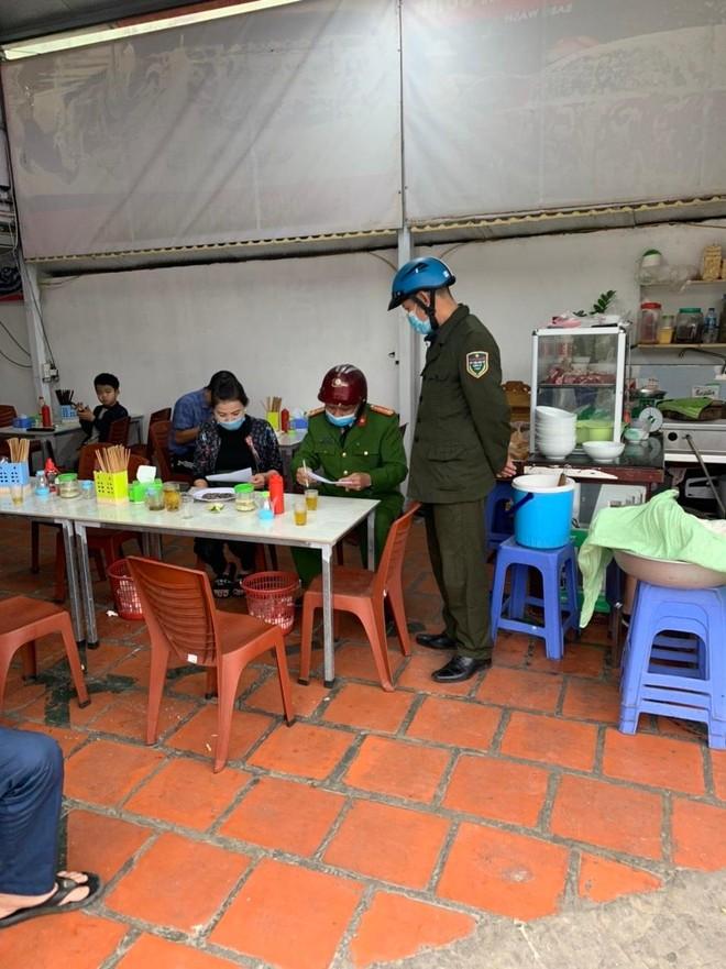 Công an quận Long Biên (Hà Nội): '4K' trong dịp Tết Nguyên đán Tân Sửu 2021 ảnh 1