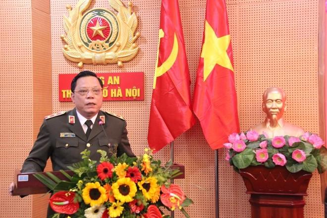 Công an Hà Nội: Tiếp tục triển khai mạnh các biện pháp đấu tranh tội phạm, phòng ngừa dịch bệnh ảnh 1