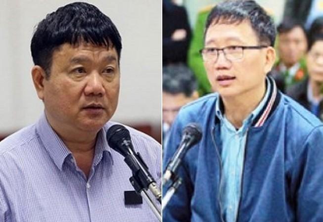 Ngày 8-3, mở lại phiên xử bị cáo Đinh La Thăng, Trịnh Xuân Thanh trong vụ Ethanol Phú Thọ ảnh 1