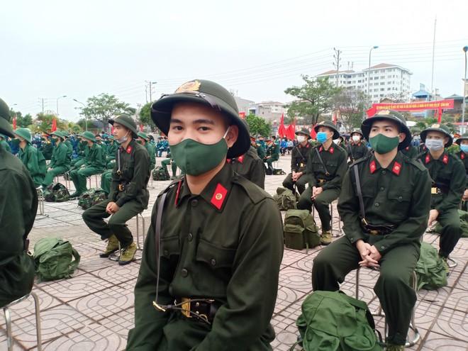 Huyện Gia Lâm có 40 công dân thực hiện nghĩa vụ tham gia Công an nhân dân ảnh 2