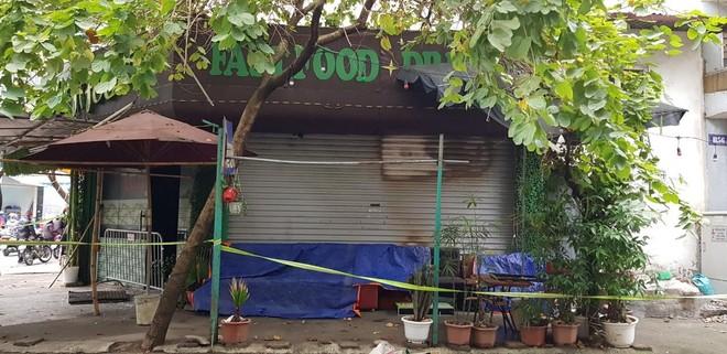Cháy quán cà phê Hoa Ban Trắng, người phụ nữ tử vong ảnh 1