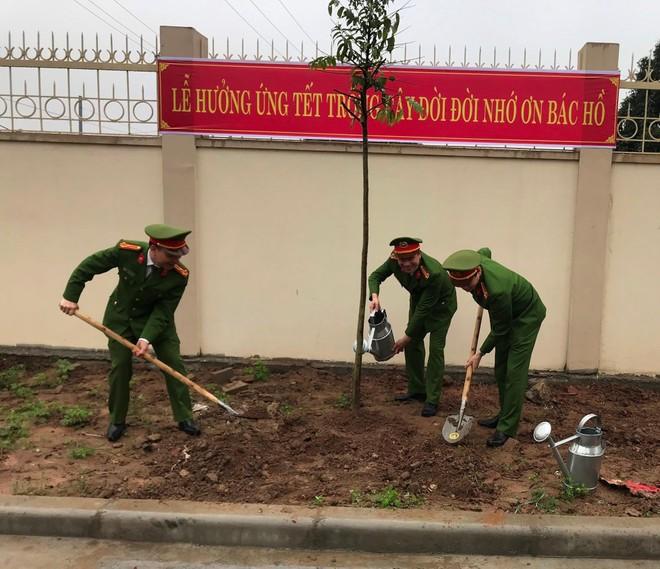 Xắn tay vào cuộc, cùng nhau gieo những mầm xanh của sự sống ảnh 2
