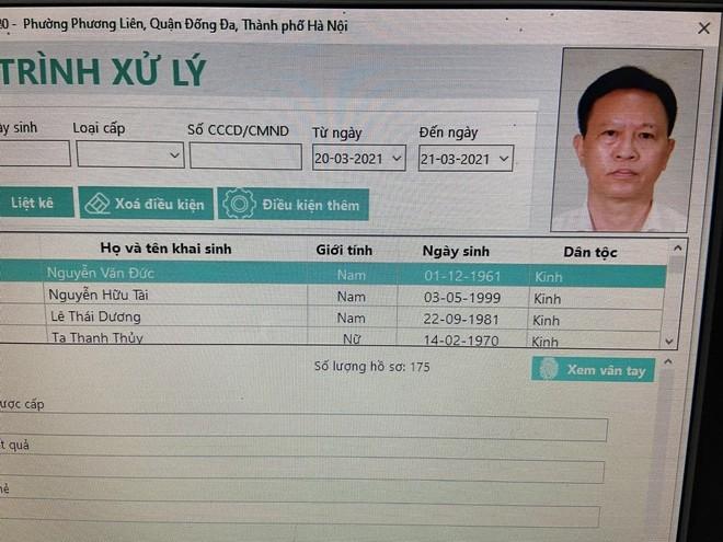 Lực lượng Quản lý hành chính Công an Hà Nội: Thiết lập 'kỷ lục' xử lý căn cước công dân gắn chip ảnh 12