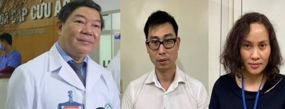 Đề nghị truy tố nguyên Giám đốc Bệnh viện Bạch Mai cùng 7 đồng phạm ảnh 1
