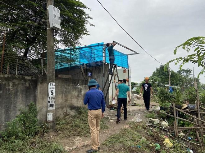 Đảm bảo mặt bằng 'sạch' phục vụ dự án Xây dựng hạ tầng kỹ thuật khu tái định cư tại các phường Ngọc Thụy, Thượng Thanh ảnh 1