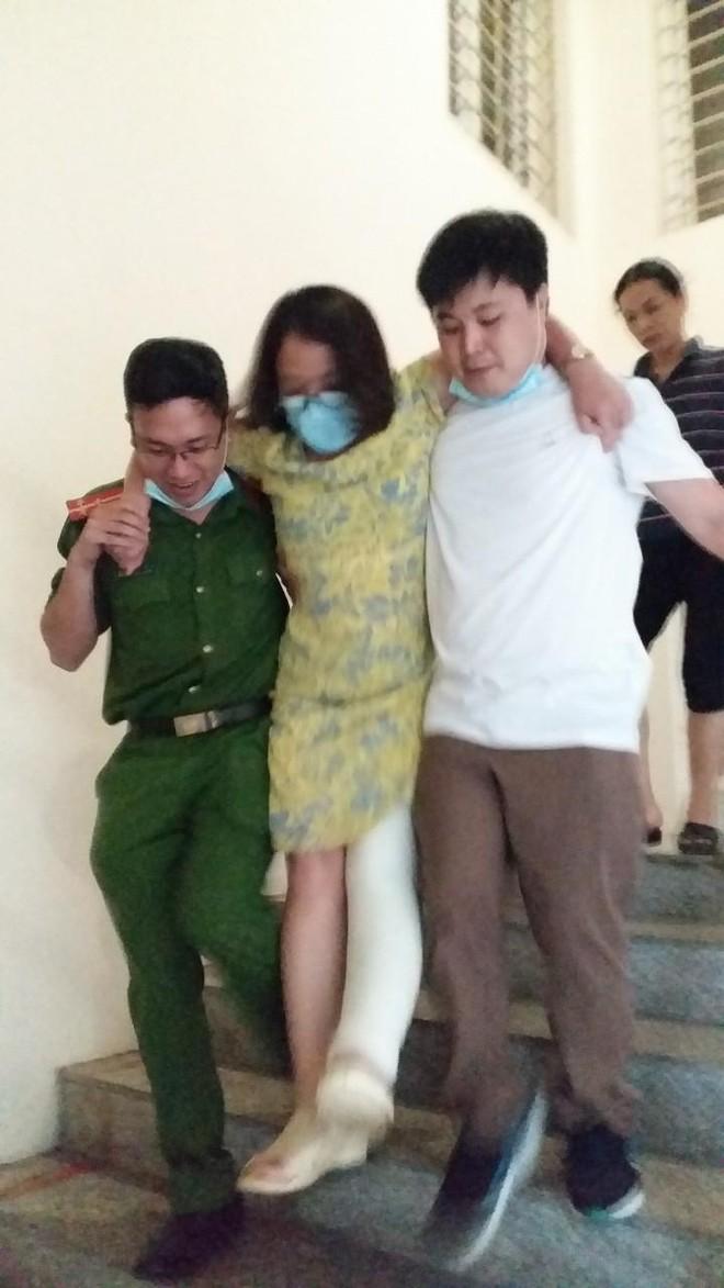 Cấp Căn cước gắn chip tại quận Long Biên (Hà Nội): Sáng tinh thần vì nhân dân phục vụ ảnh 9
