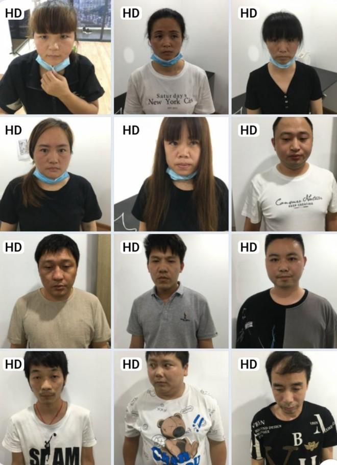 'Bình phong' nào cho nhóm 12 đối tượng người Trung Quốc 'ẩn cư' trong 2 căn hộ chung cư cao cấp tại Hà Đông? ảnh 1