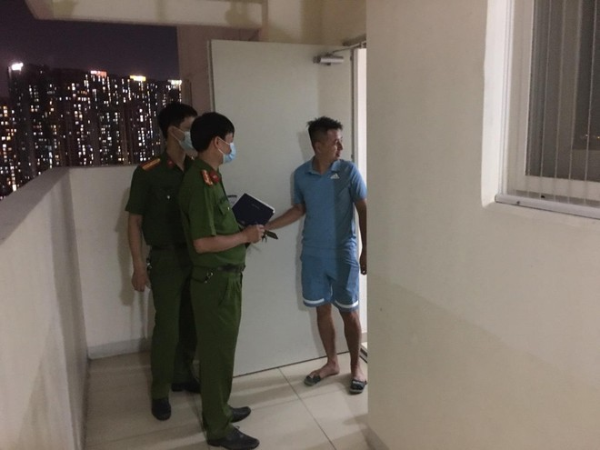 Xuyên đêm thực hiện Mệnh lệnh của Giám đốc Công an Hà Nội – rà soát người nhập cảnh, cư trú trái phép ảnh 1