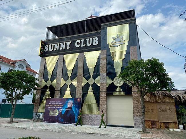 Bị thu hồi giấy phép, quán bar Sunny 'lộ' sai phạm ảnh 1