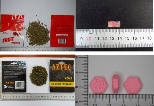 Cảnh báo các loại ma túy mới 'vượt' danh mục cấm ảnh 1