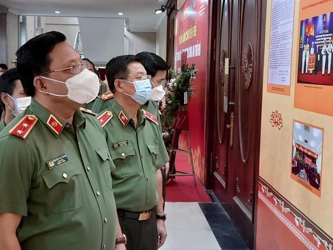 Công an Thủ đô tự hào vun đắp truyền thống 75 năm lực lượng An ninh nhân dân ảnh 2
