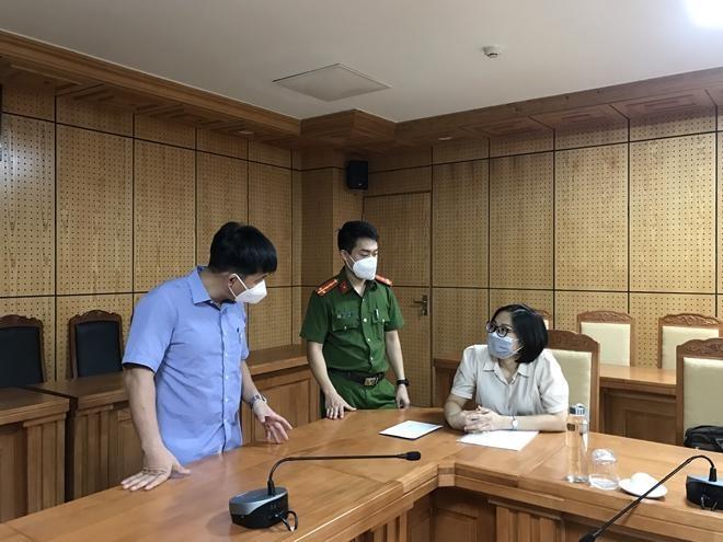 Khởi tố nữ cán bộ Thuế tỉnh Bắc Giang ảnh 1