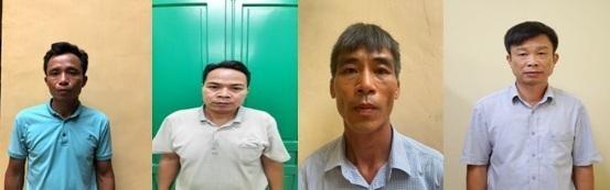 Khởi tố nguyên chủ tịch Hội đồng nhân dân xã Tráng Việt ảnh 1