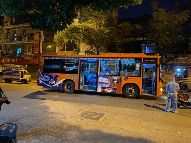 Hà Nội: Phong tỏa khu vực ngõ 307 Trần Đại Nghĩa, nghi vấn trường hợp F0 diễn biến nặng ảnh 2