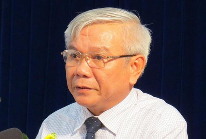 Dính dáng đến sai phạm tại Dự án sinh thái tâm linh, cựu giám đốc Sở Xây dựng tỉnh Khánh Hòa bị bắt ảnh 1