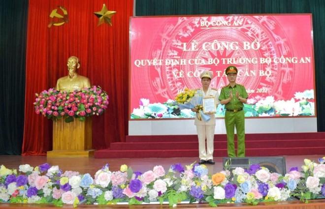 Bộ Công an điều động Giám đốc Công an tỉnh Hưng Yên ảnh 1