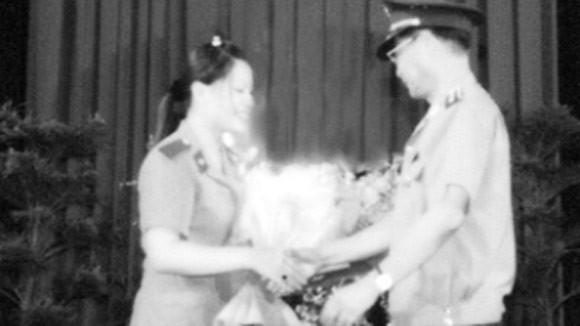 Nữ chiến sĩ trẻ mê nghiên cứu khoa học ảnh 1