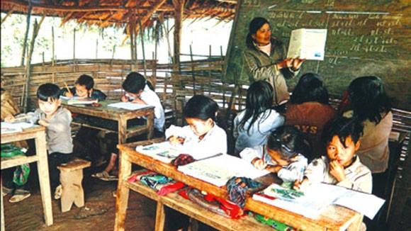 Hai mặt của nền giáo dục ảnh 2
